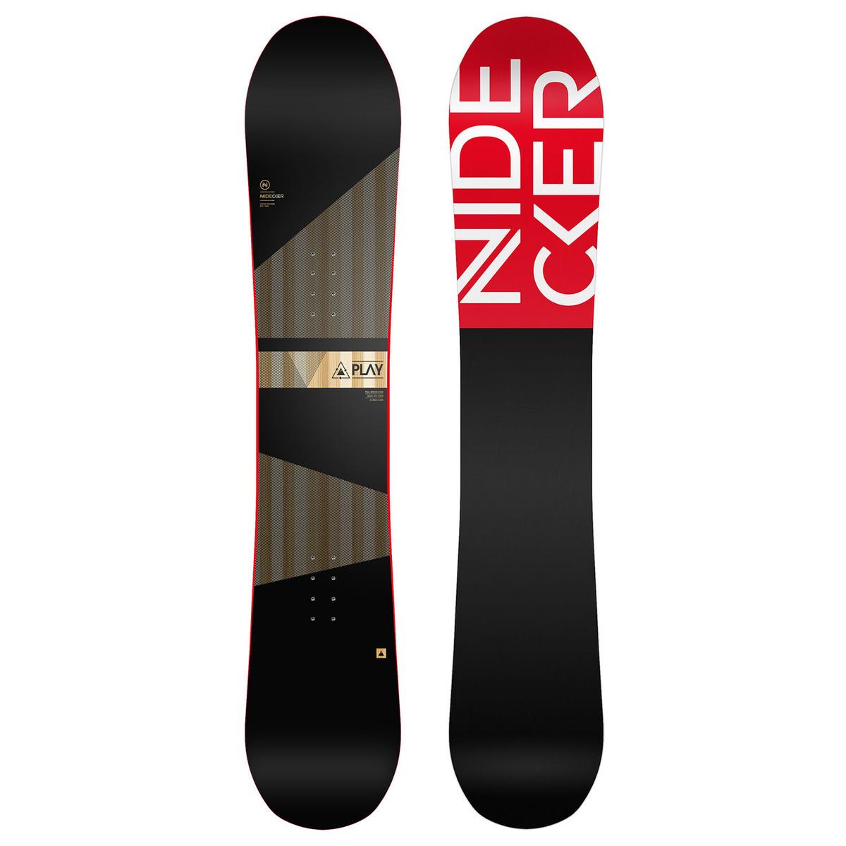 Snowboard Nidecker Play 17/18 162XL