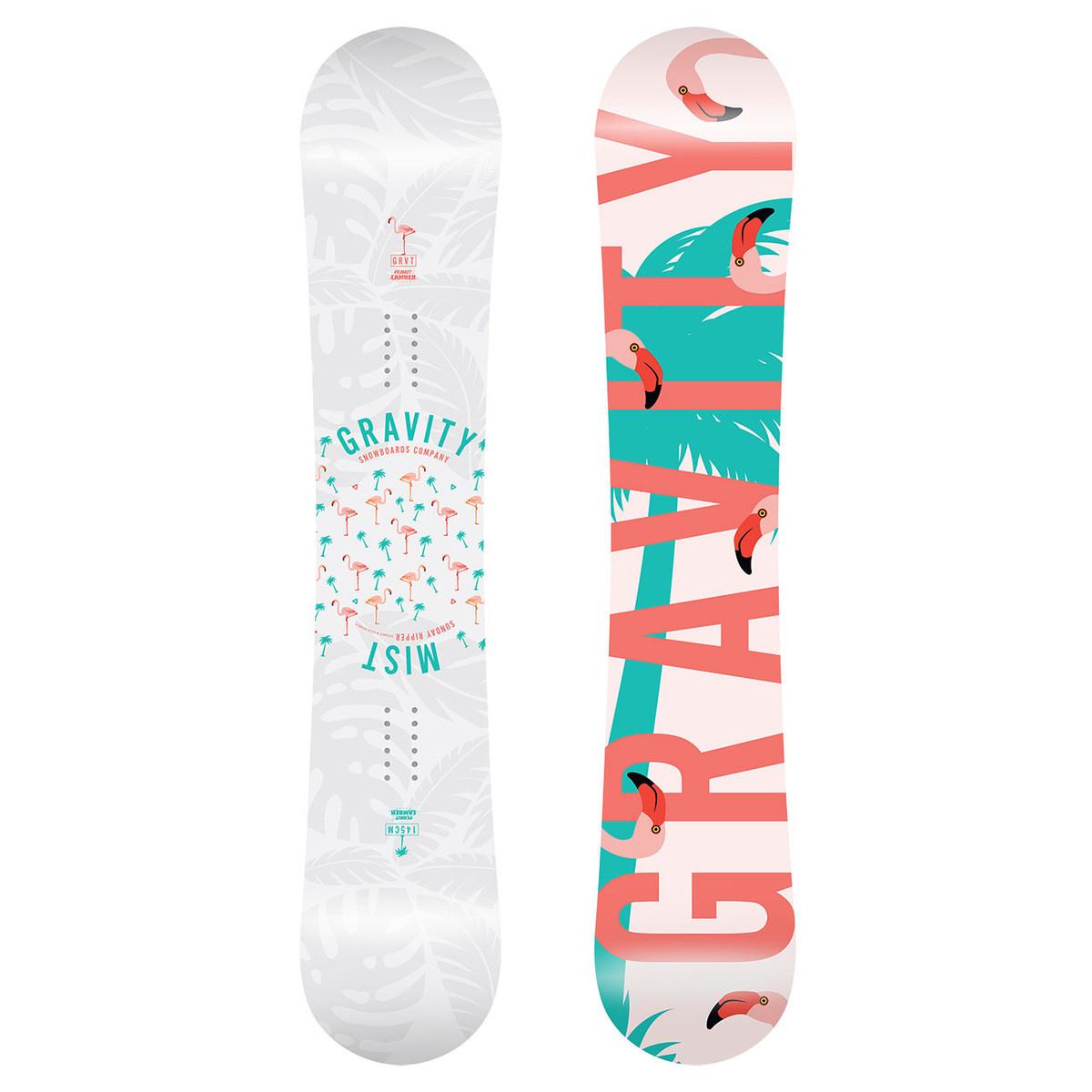 Snowboard Gravity Mist 18/19 150