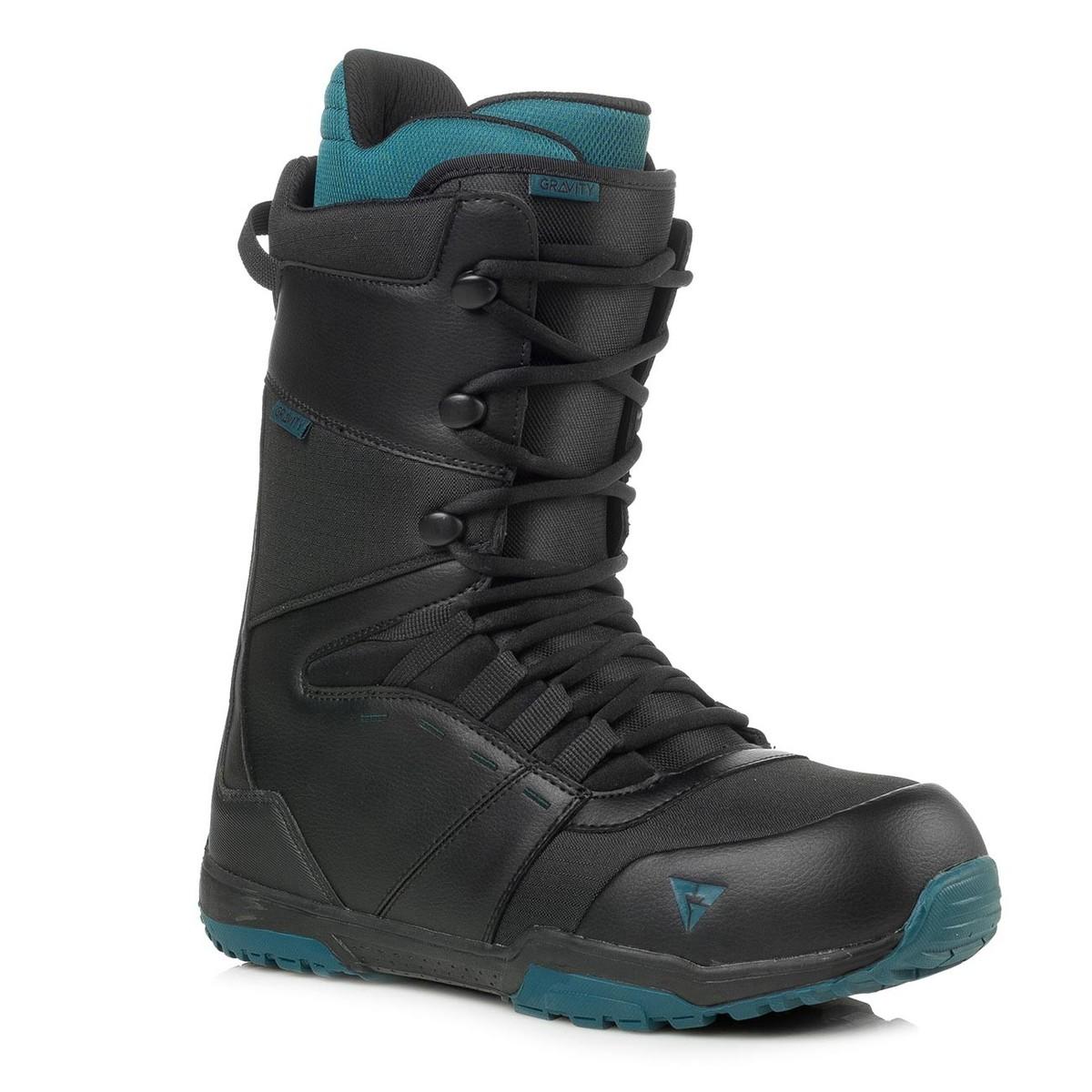 Snowboardové boty Gravity Void 18/19 černá/modrá 12 (47)