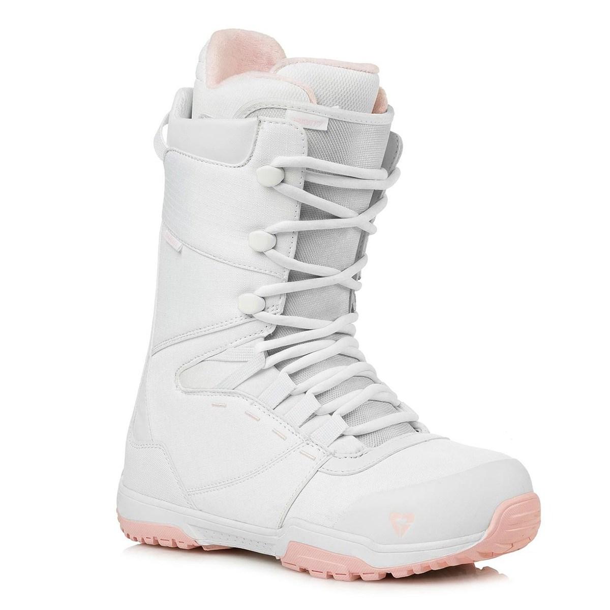 Snowboardové boty Gravity Bliss Lady 18/19 bílá/růžová 7 (41)