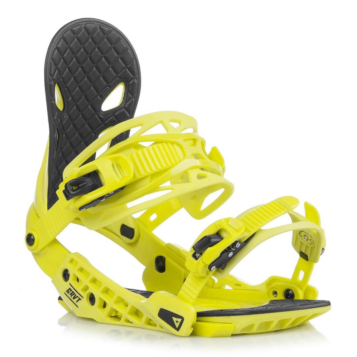 Snowboardové vázání Gravity G2 18/19 žlutá L (EU 42-48)