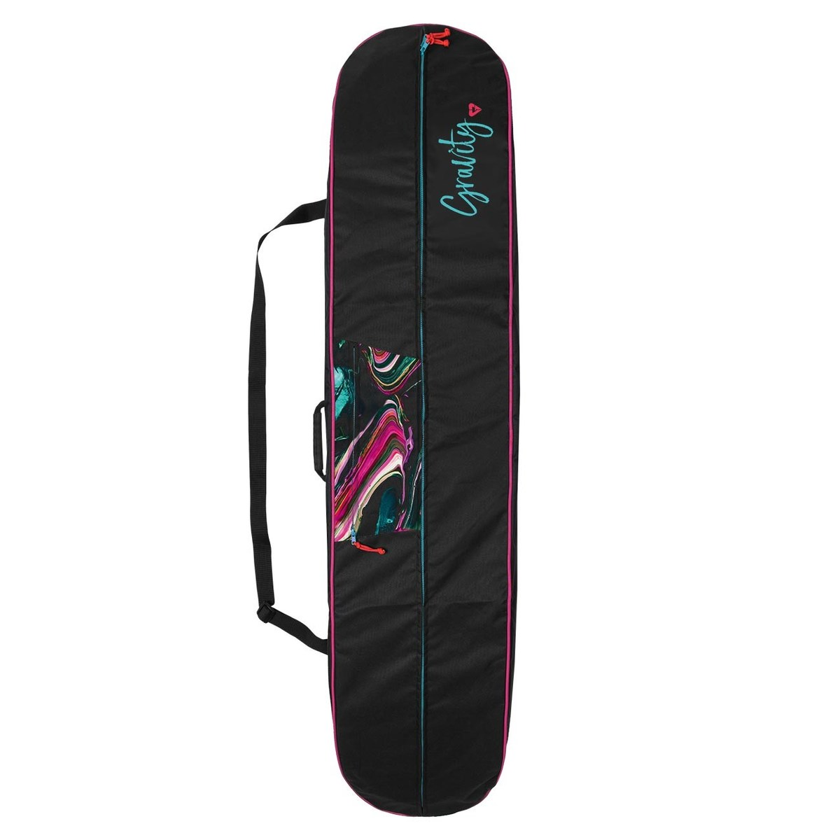 Obal na snowboard Gravity Rainbow 18/19 160 cm