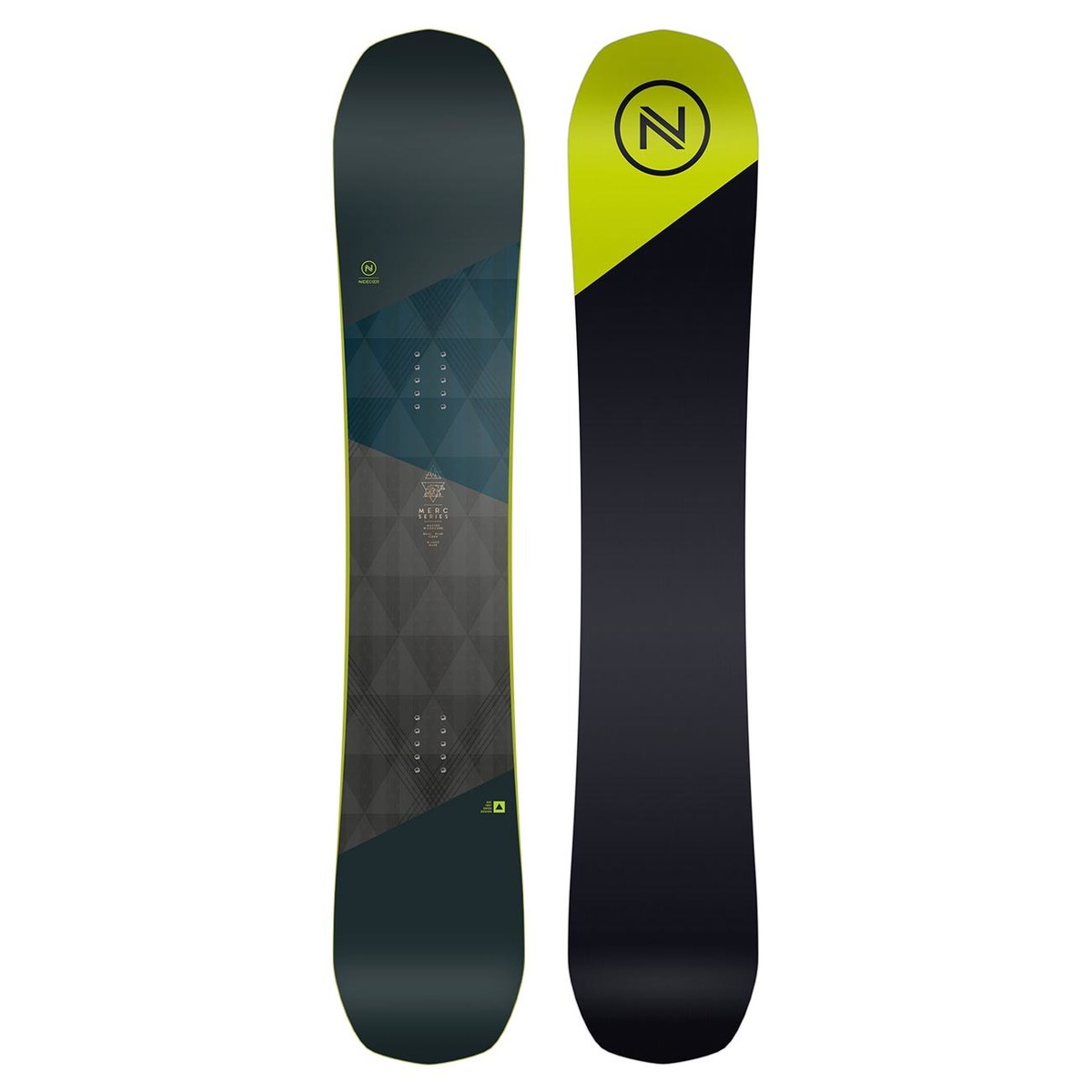 Snowboard Nidecker Merc 18/19 162W