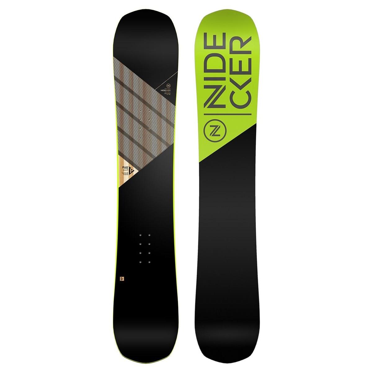 Snowboard Nidecker Play 18/19 162W