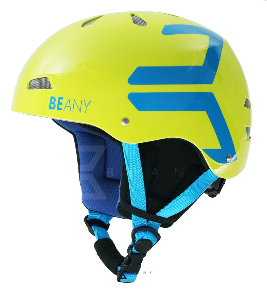 Dětská helma Beany Twin 18/19 zelená S (53-55 cm)