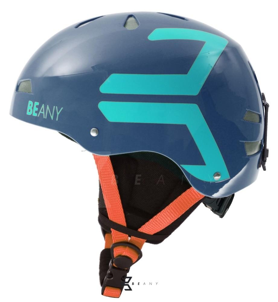 Dětská helma Beany Twin 18/19 modrá S (53-55 cm)