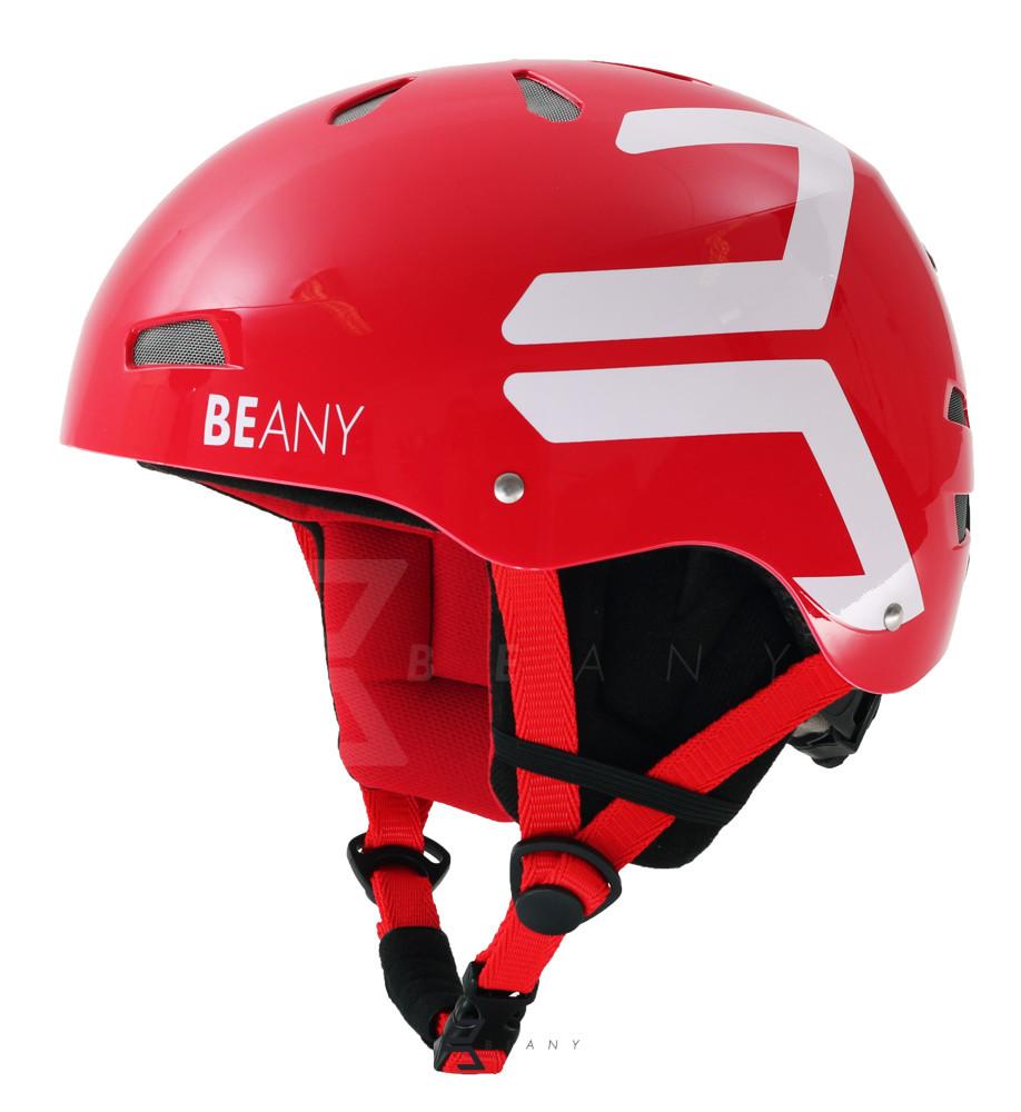 Dětská helma Beany Twin 18/19 červená S (53-55 cm)
