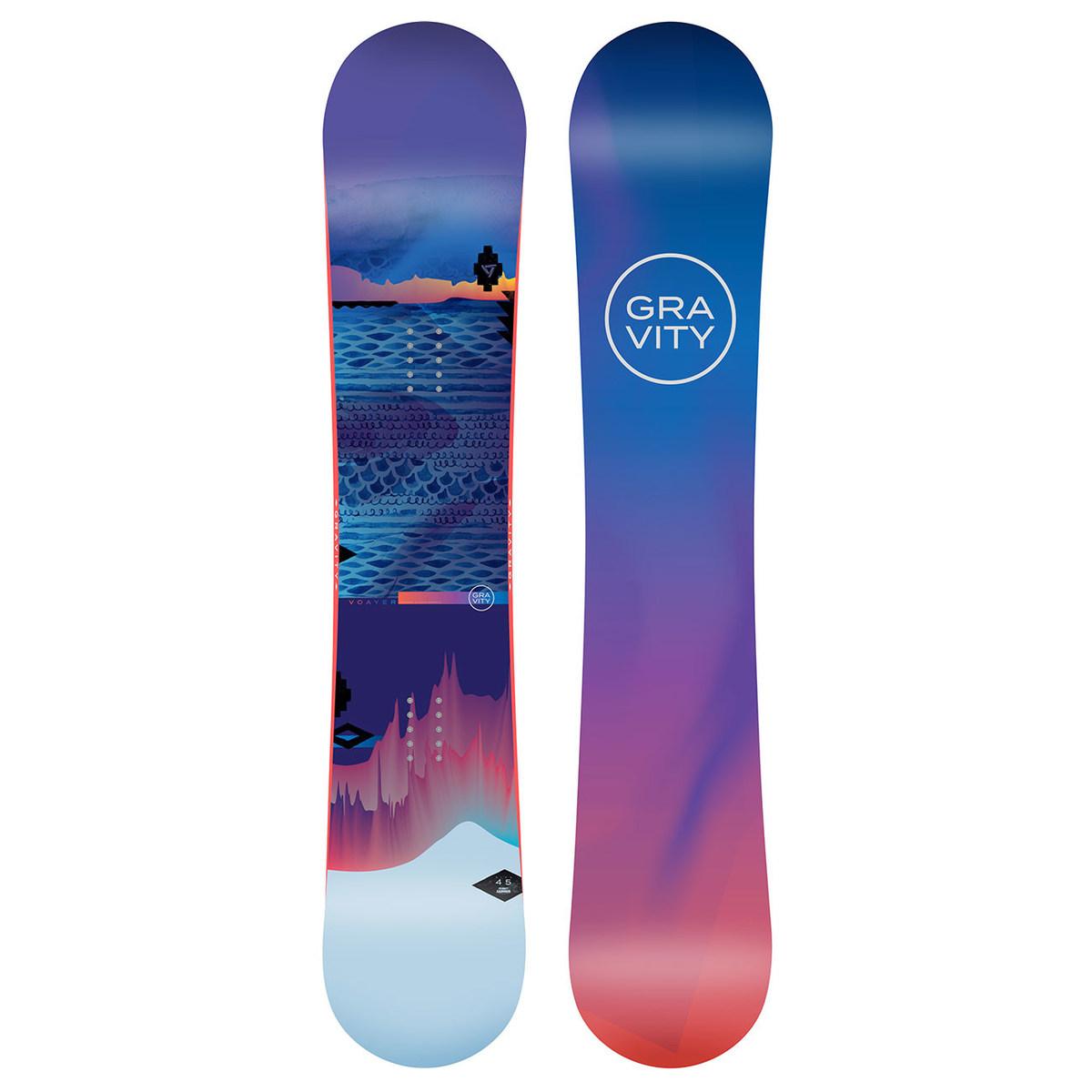 Snowboard Gravity Voayer 19/20 150
