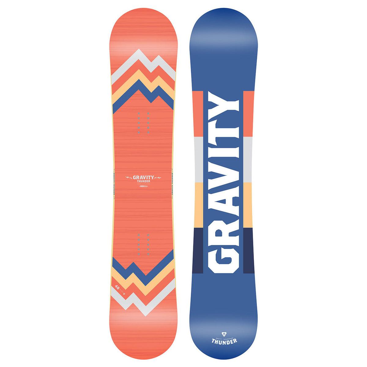 Snowboard Gravity Thunder 19/20 154