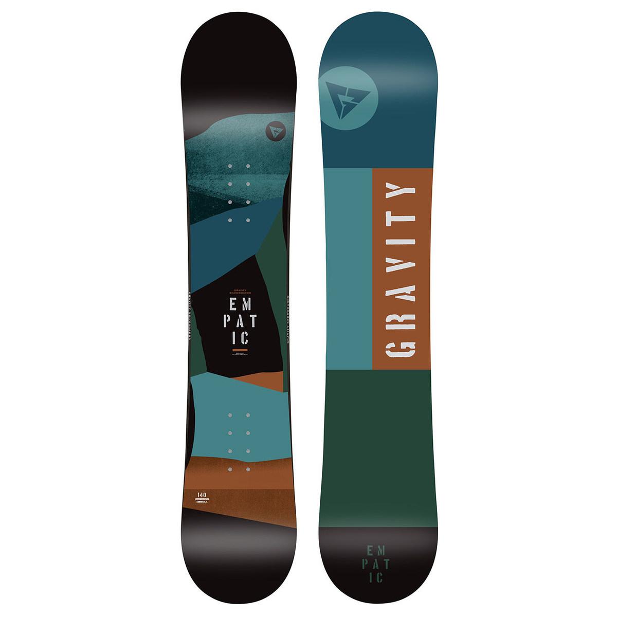 Snowboard Gravity Empatic JR 19/20 140