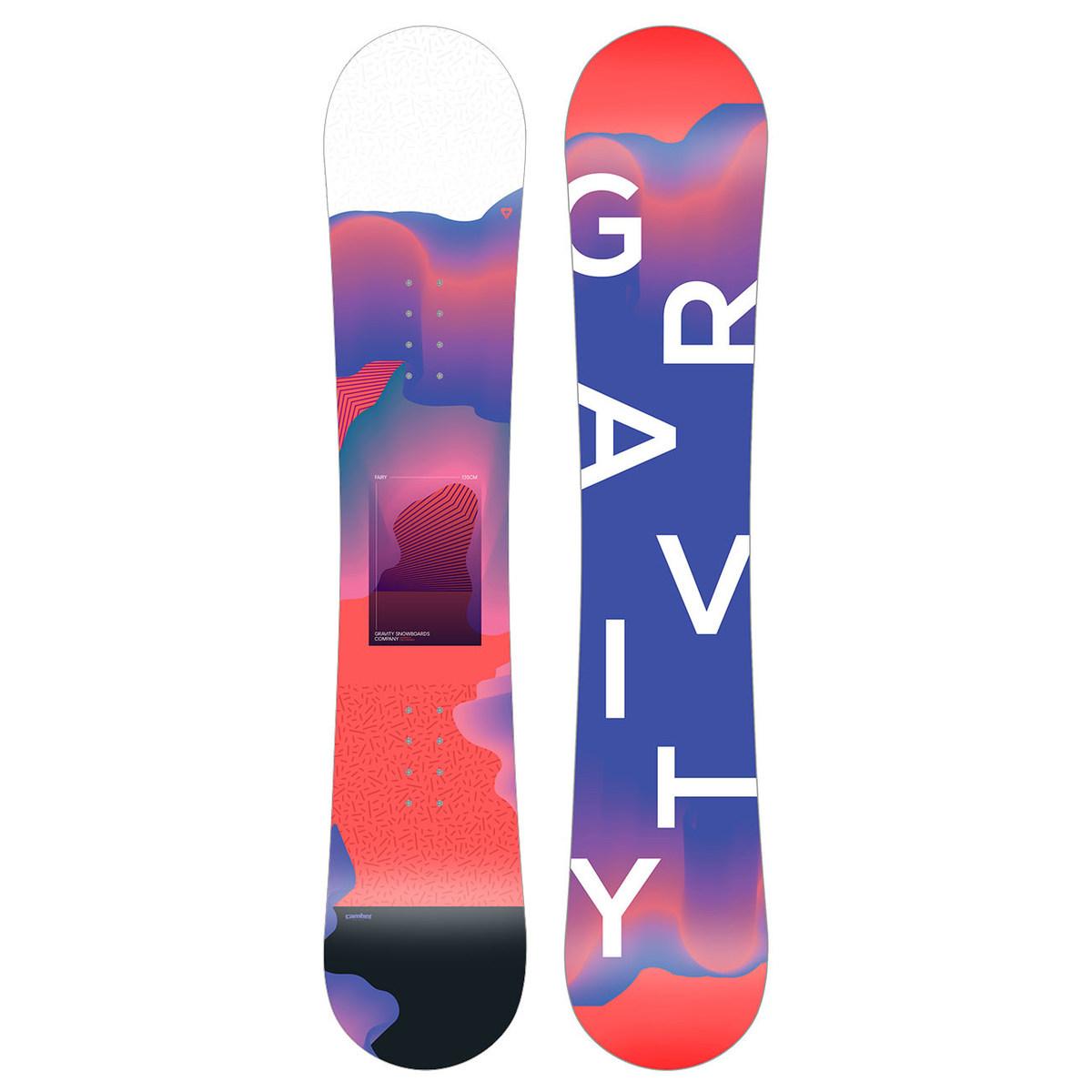 Snowboard Gravity Fairy 19/20 140