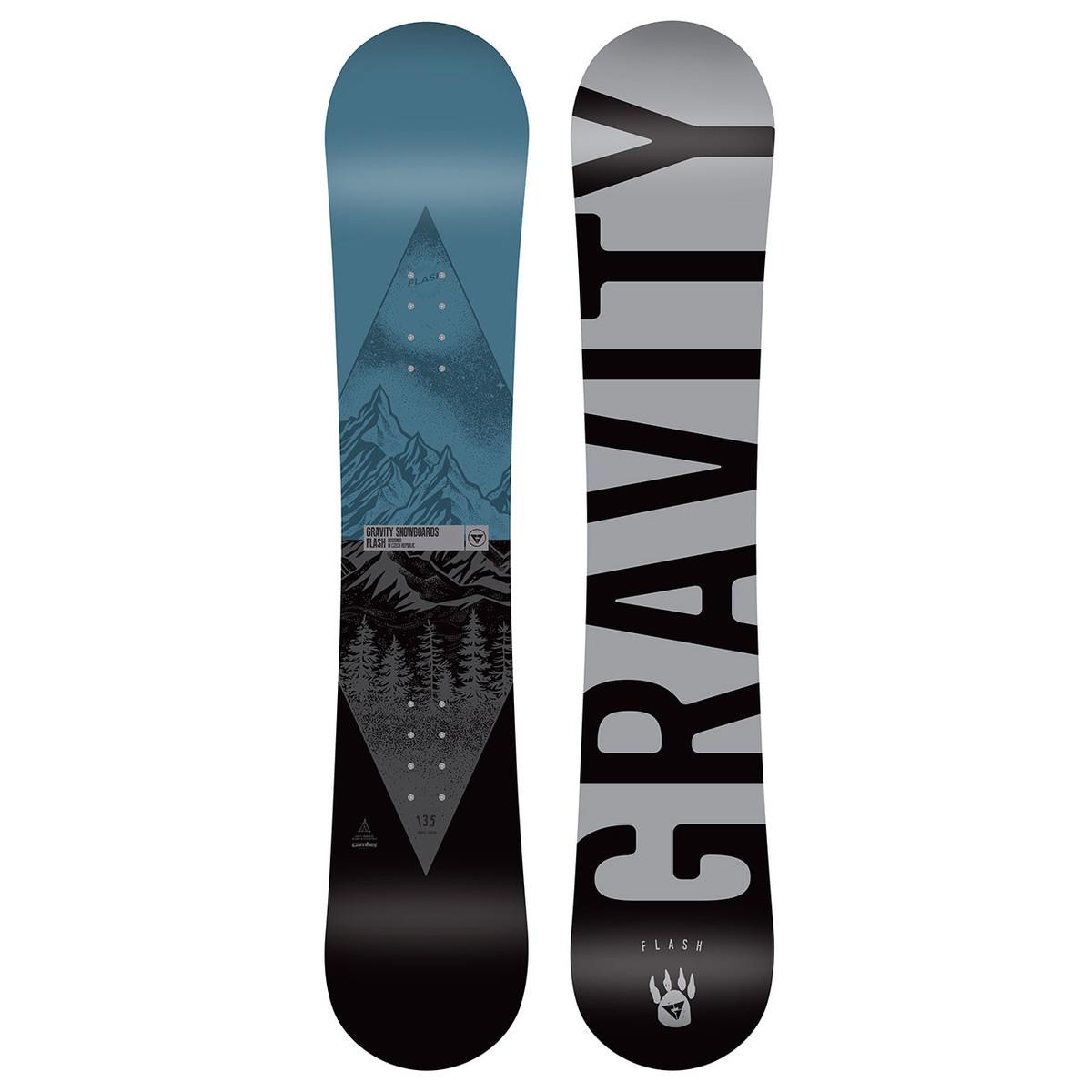 Snowboard Gravity Flash Mini 19/20 120