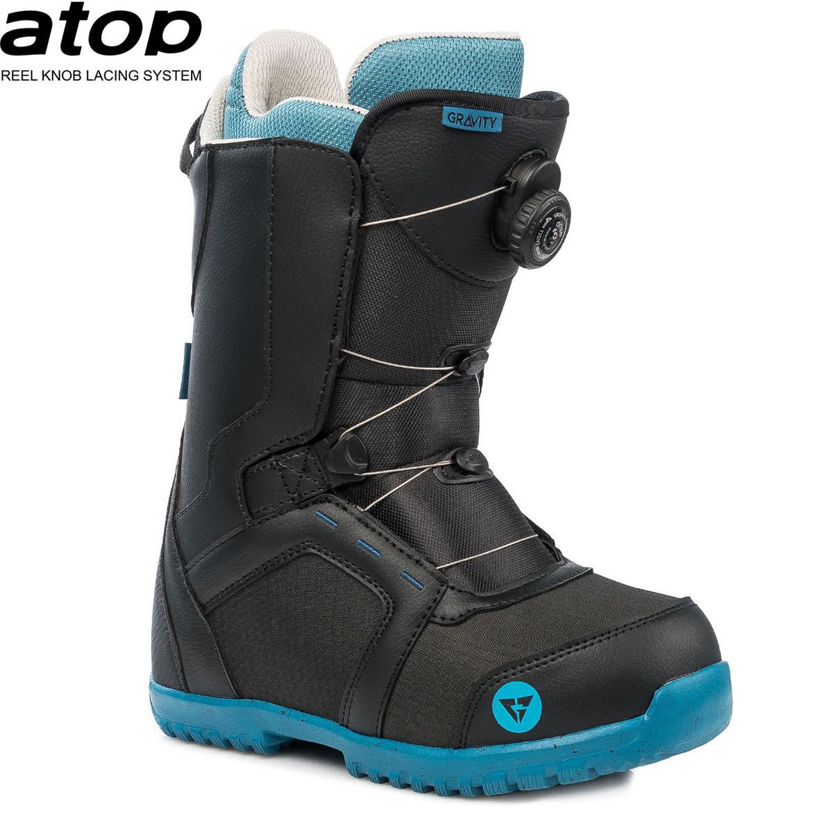Snowboardové boty Gravity Micro Boys Atop 19/20 5 (38)