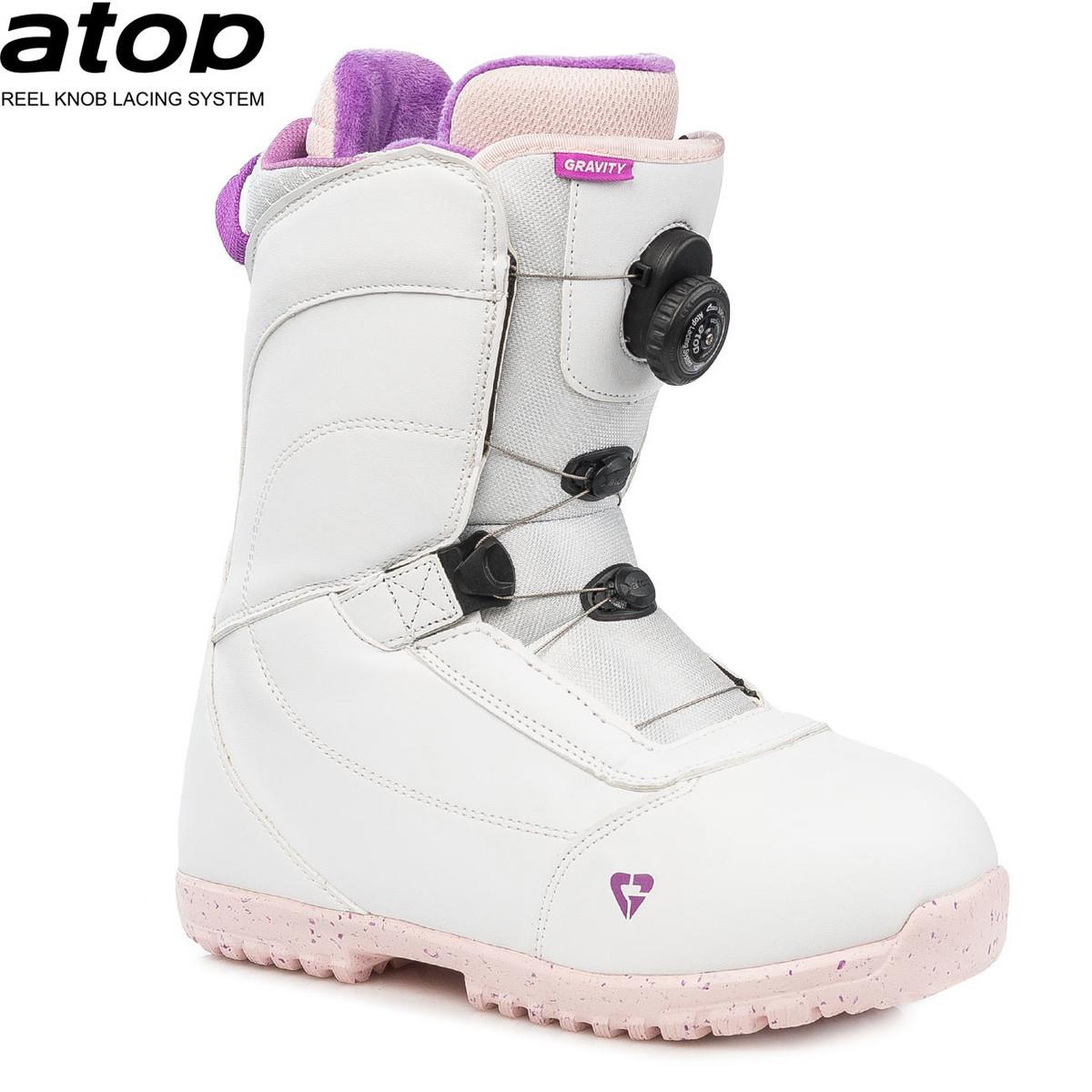 Snowboardové boty Gravity Micra Girls Atop 19/20 5 (38)