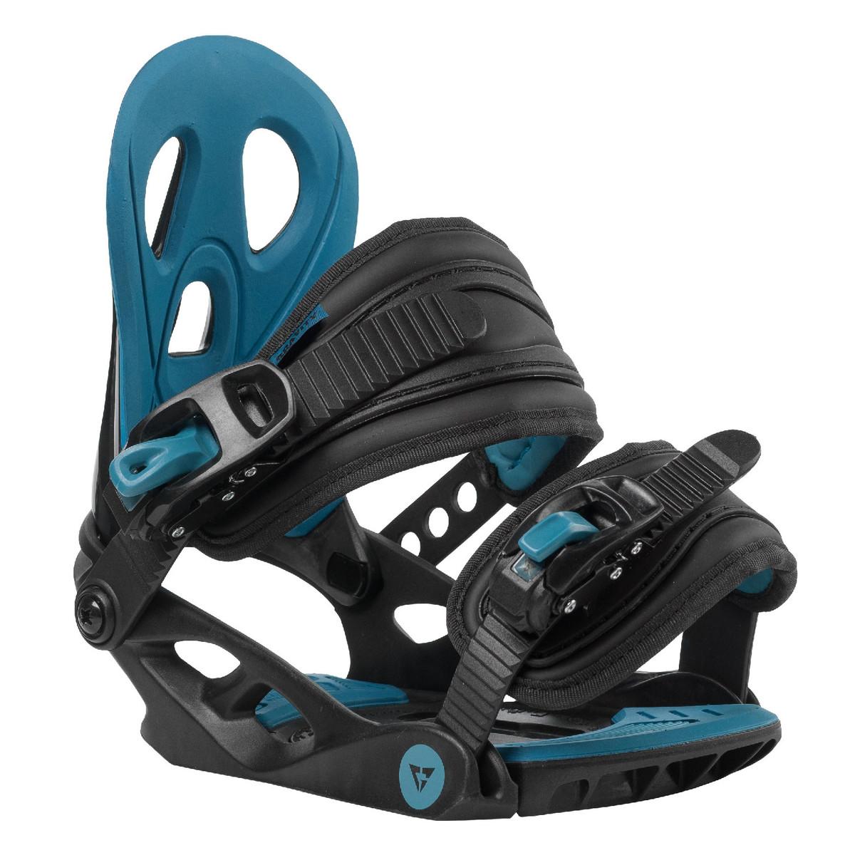 Snowboardové vázání Gravity G1 JR 19/20 černá/modrá S (EU 32-36)