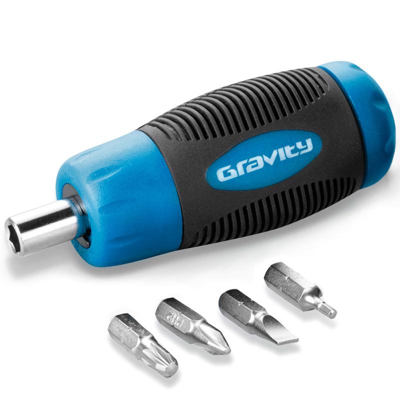 Ráčnový šroubovák Gravity GVT Wrench 16/17