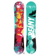 Snowboard Beany Action 18/19